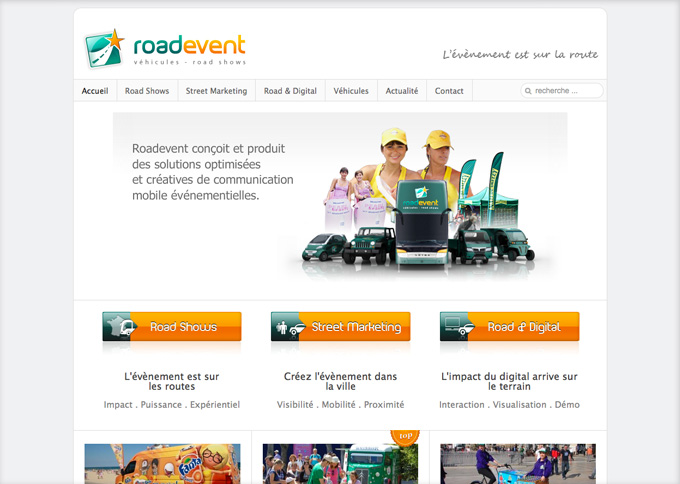 roadevent home